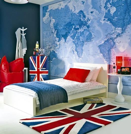 Boys Bedroom Ideas Uk