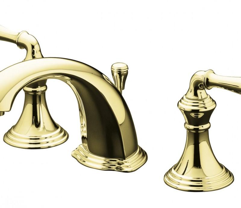 Brass Kohler Bathroom Faucets