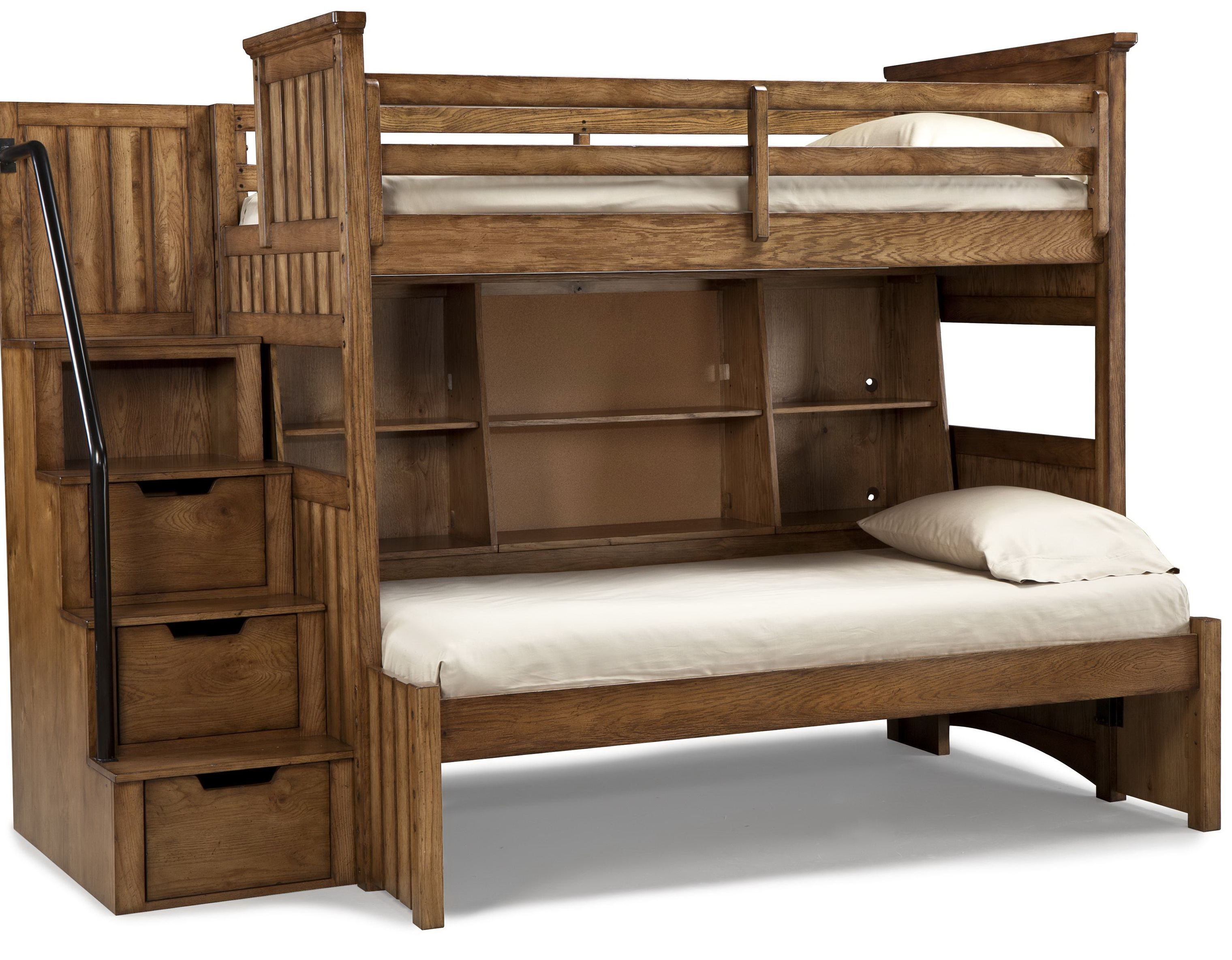 Built In Bunk Beds With Steps