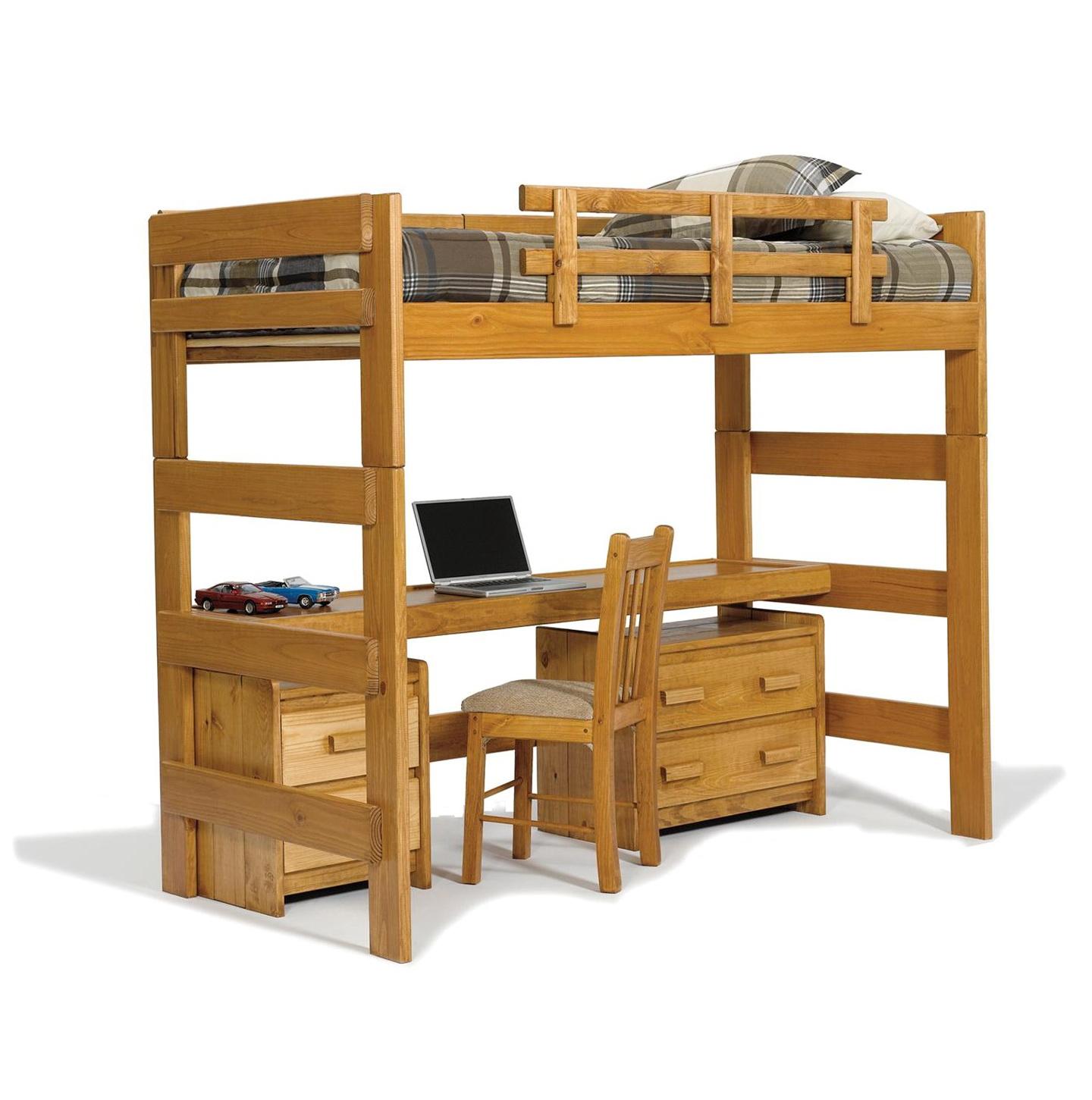 Bunk Bed Desk Set