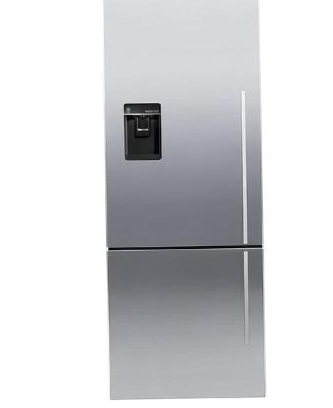 Cabinet Depth Refrigerator Freezer
