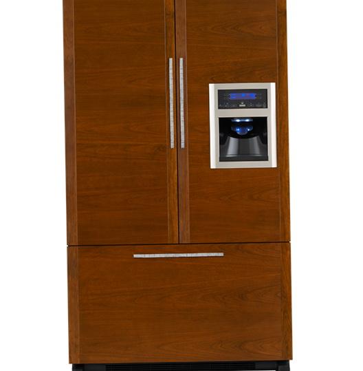 Cabinet Depth Refrigerator French Door