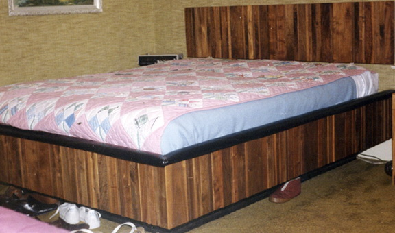 Cal King Bed Frame