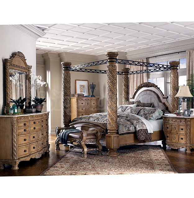 Canopy Bedroom Sets For Sale
