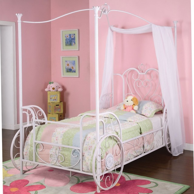 Canopy Beds For Girls How To Make One