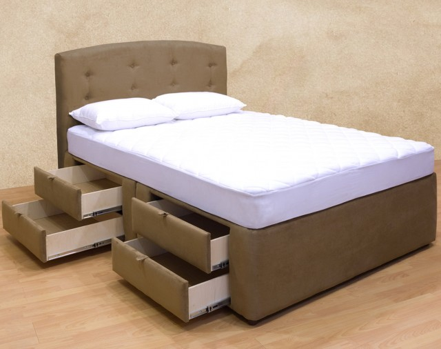 Cheap Twin Beds With Drawers