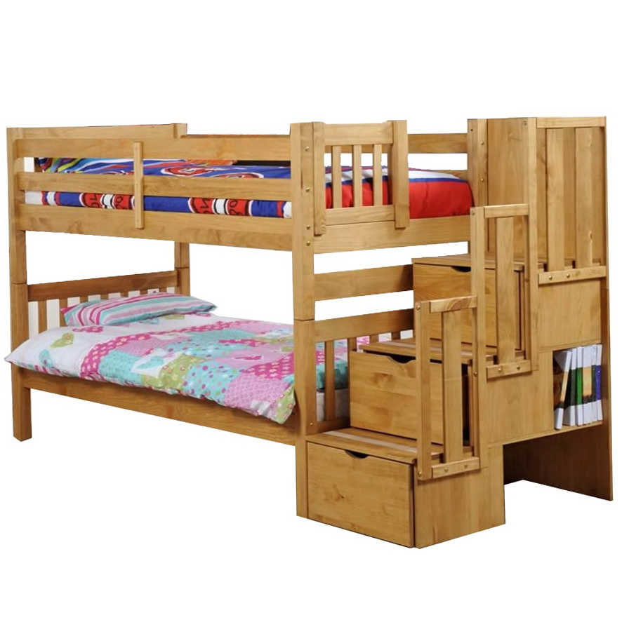 Childrens Bunk Beds Uk