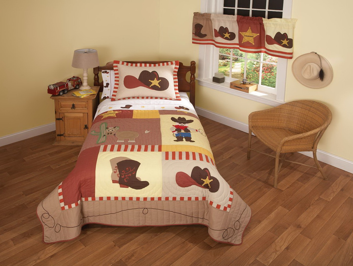 Children's Western Bedding Sets