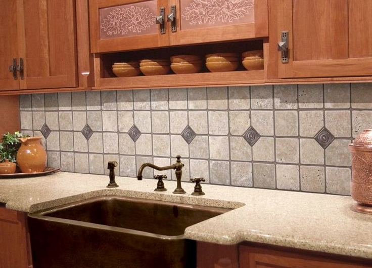 Classic Kitchen Tile Backsplash Ideas