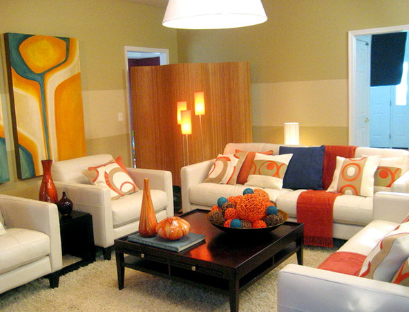 Color Schemes For Living Rooms Ideas