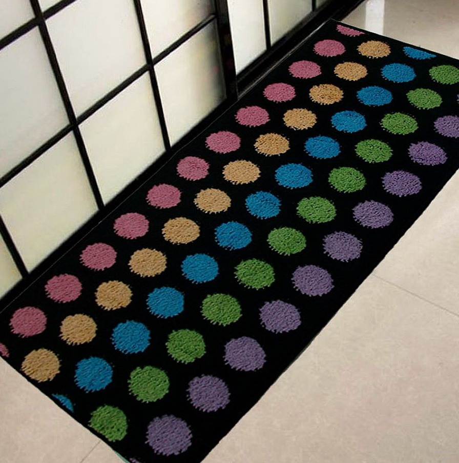 Colorful Kitchen Floor Mats