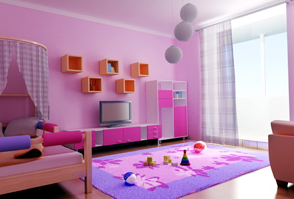 Colors For Bedrooms For Girls