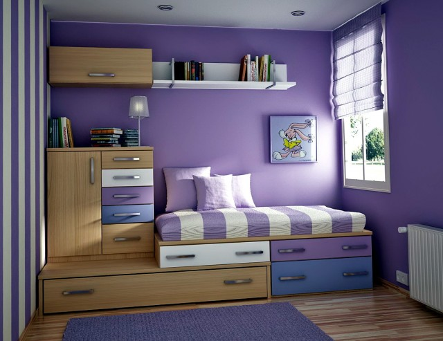 Colors For Bedrooms For Kids