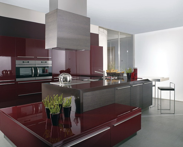 Contemporary Kitchen Cabinets Seattle