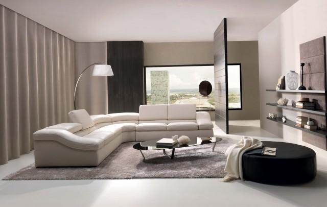 Contemporary Living Room Furniture Designs