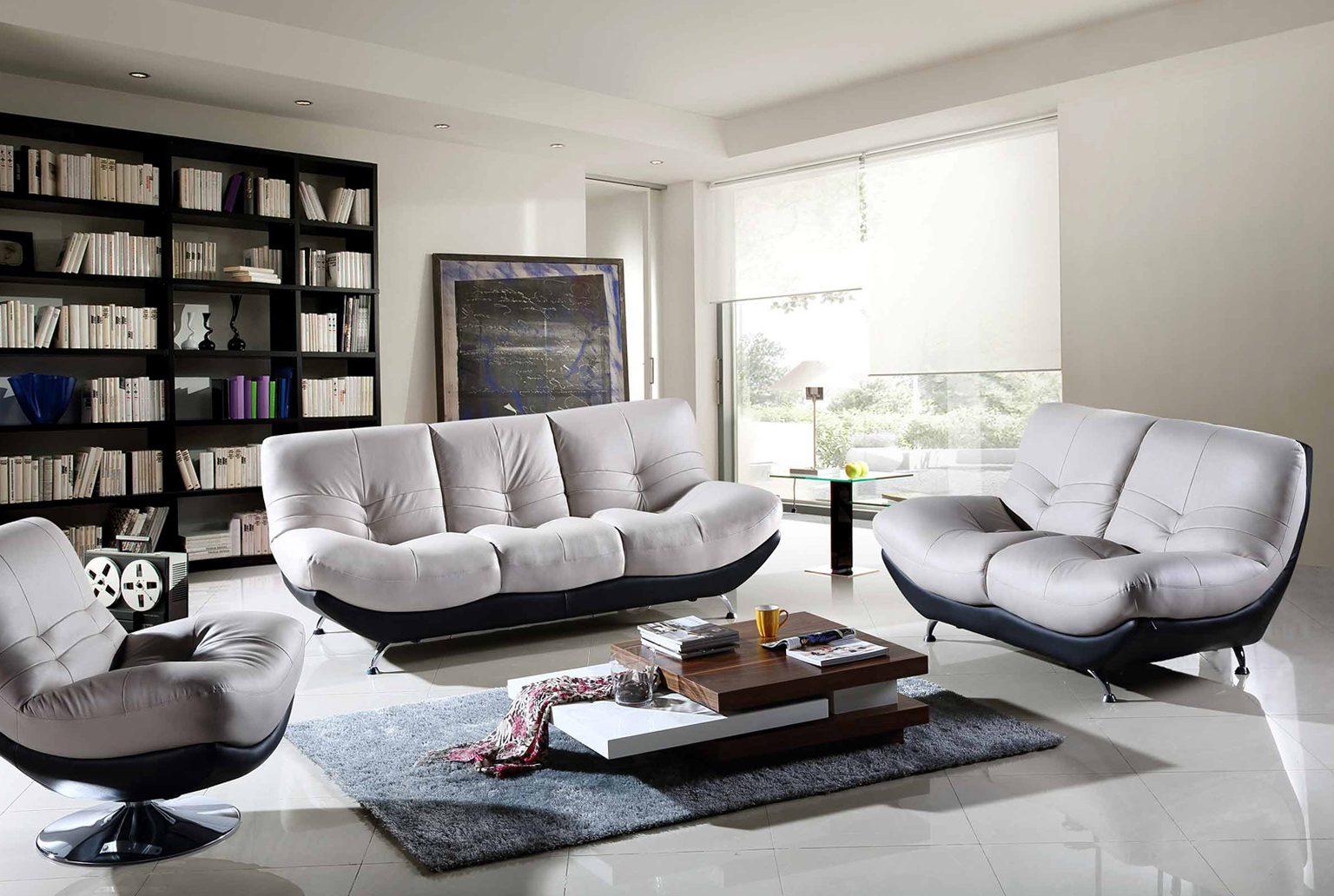 Contemporary Living Room Furniture For Sale