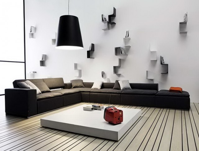 Contemporary Wall Decor For Living Room