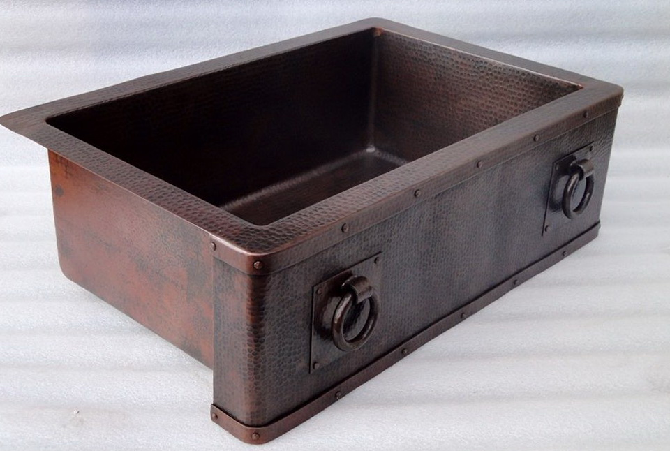 Copper Kitchen Sinks Ebay
