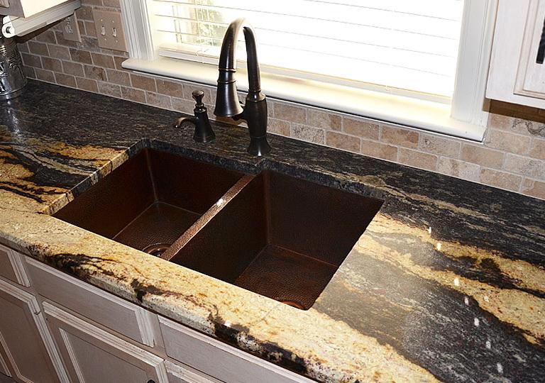 Copper Kitchen Sinks Menards