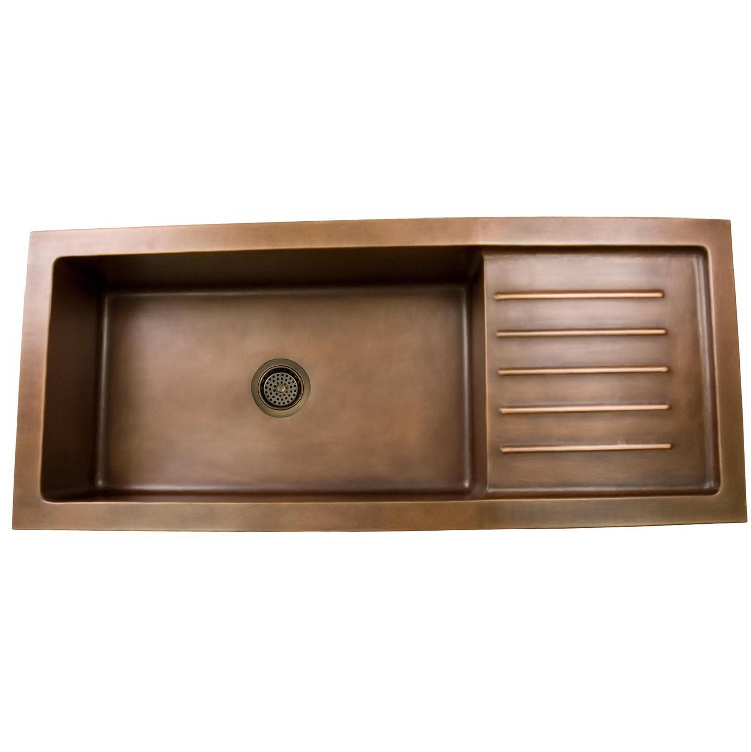 Copper Kitchen Sinks Undermount