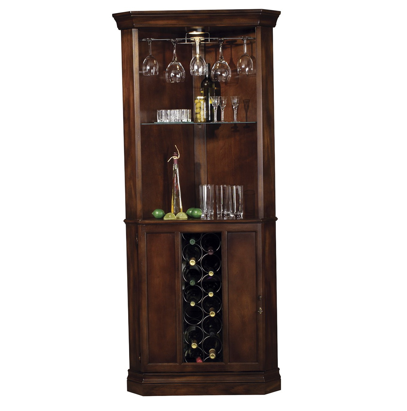 Corner Bar Cabinet Furniture