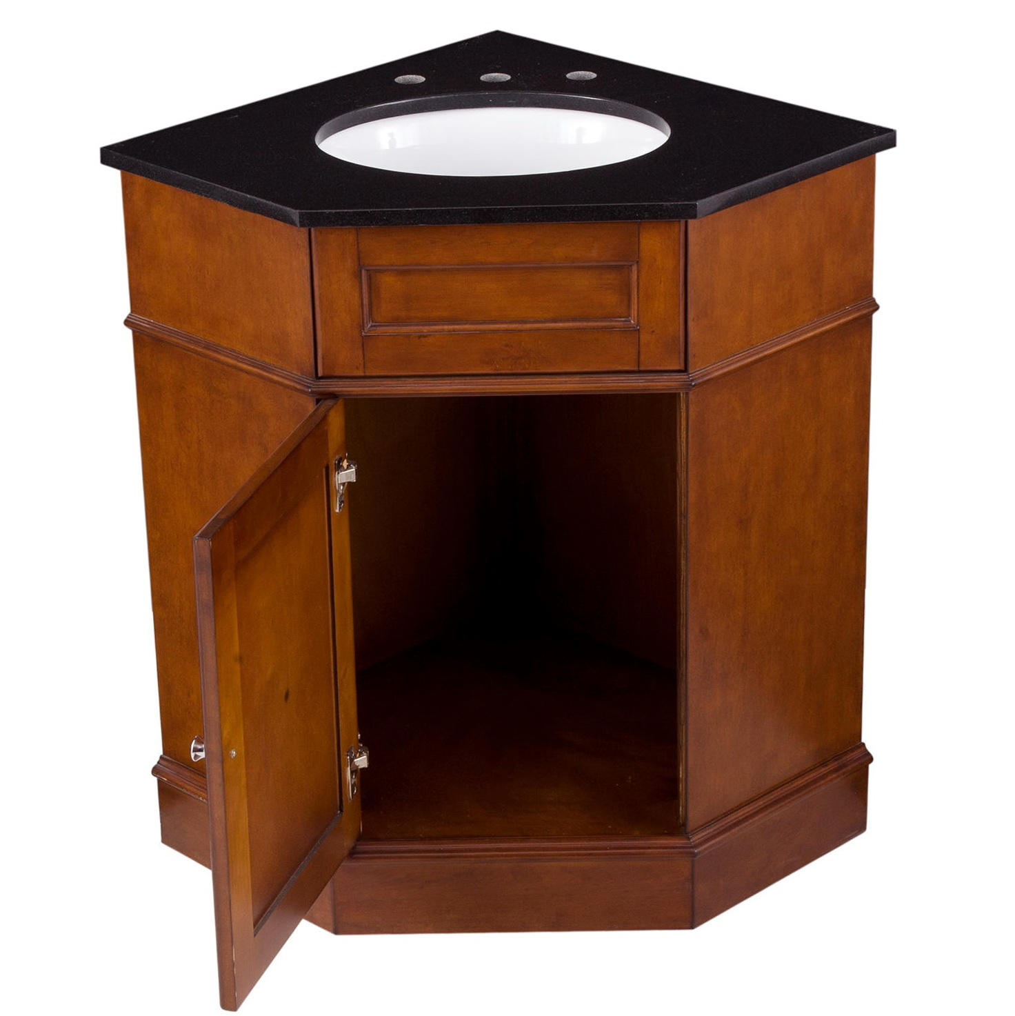 Corner Bathroom Sink Cabinet Vanity
