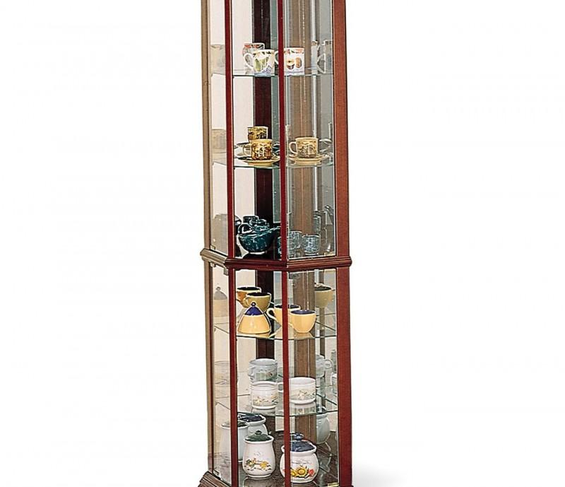 Corner Curio Cabinets For Sale