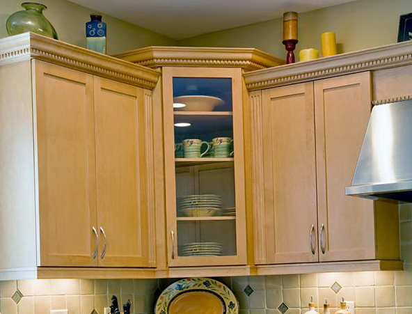 Corner Kitchen Cabinet Designs