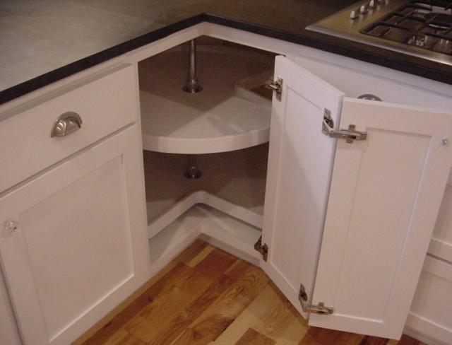 Corner Kitchen Cabinet Storage Ideas