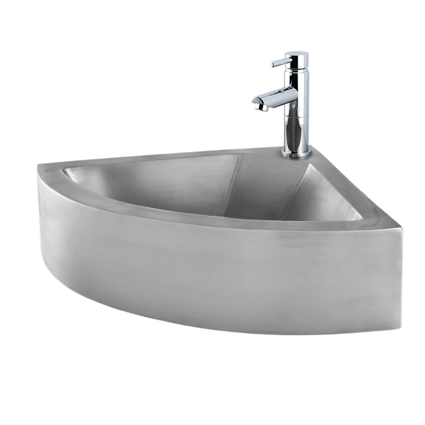 Corner Kitchen Sinks Stainless Steel