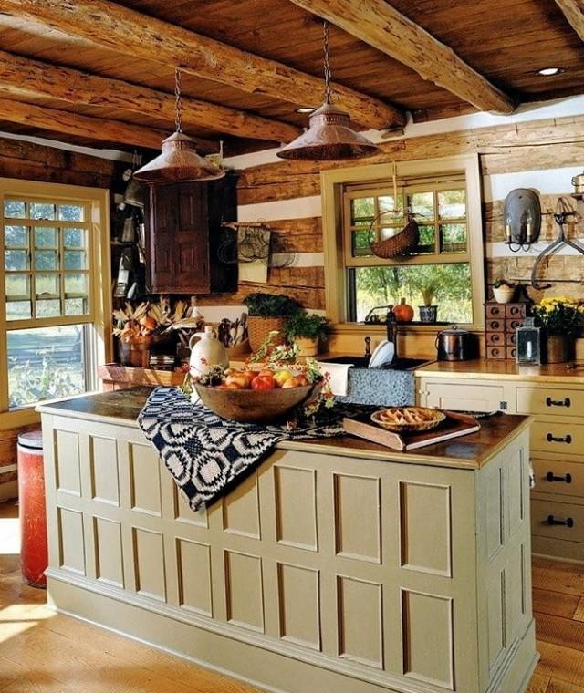 Country Kitchen Ideas Pinterest