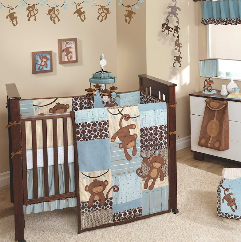 Crib Bedding Sets For Boys Cheap
