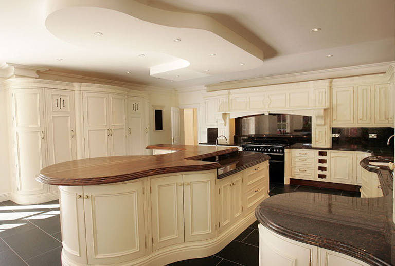 Curved Kitchen Islands For Sale
