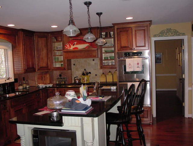 Custom Kitchen Islands Atlanta Ga