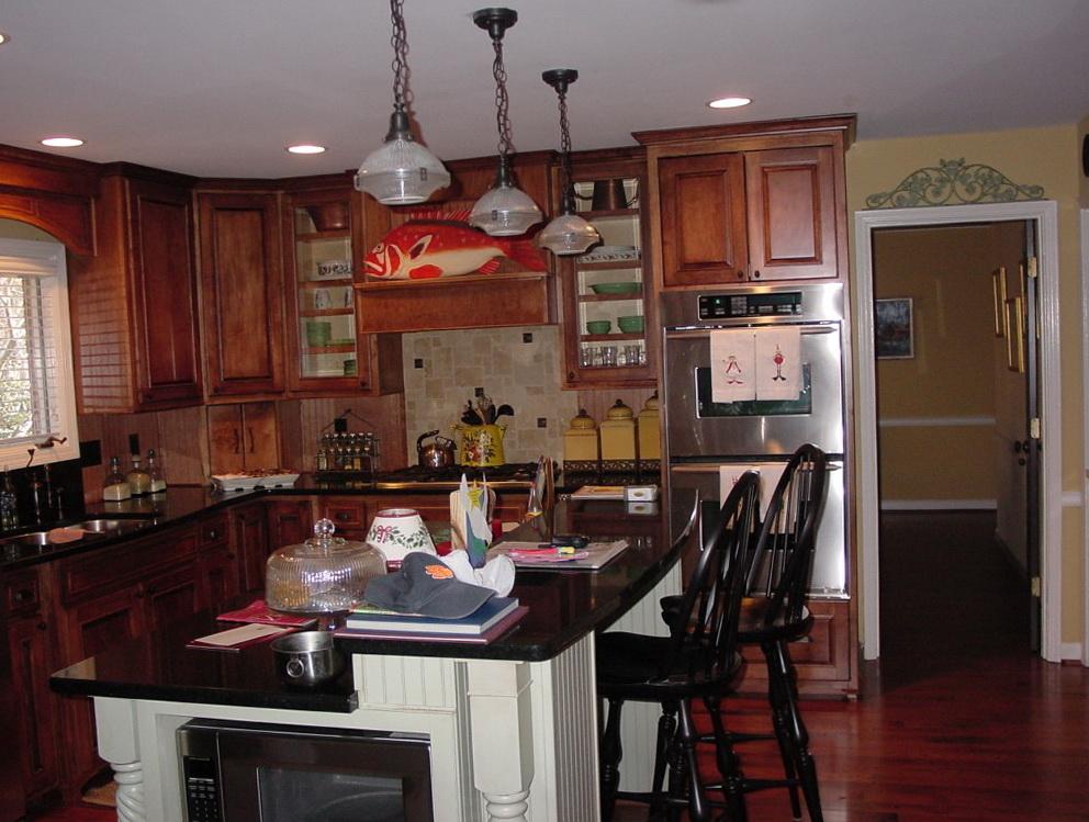 Custom Kitchen Islands Atlanta Ga