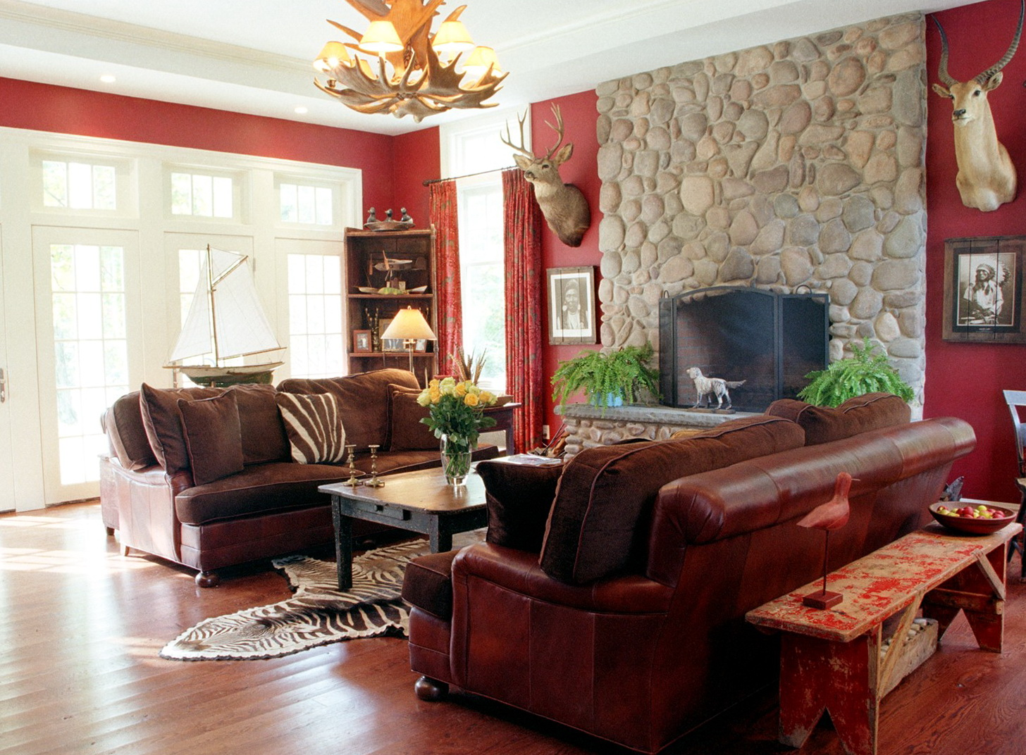 Decorating Ideas For Living Rooms Cheap