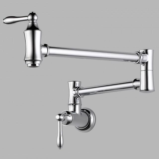 Delta Wall Mount Kitchen Faucet