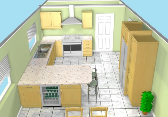 Design A Kitchen Online Free