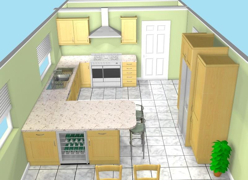 Design A Kitchen Online Free
