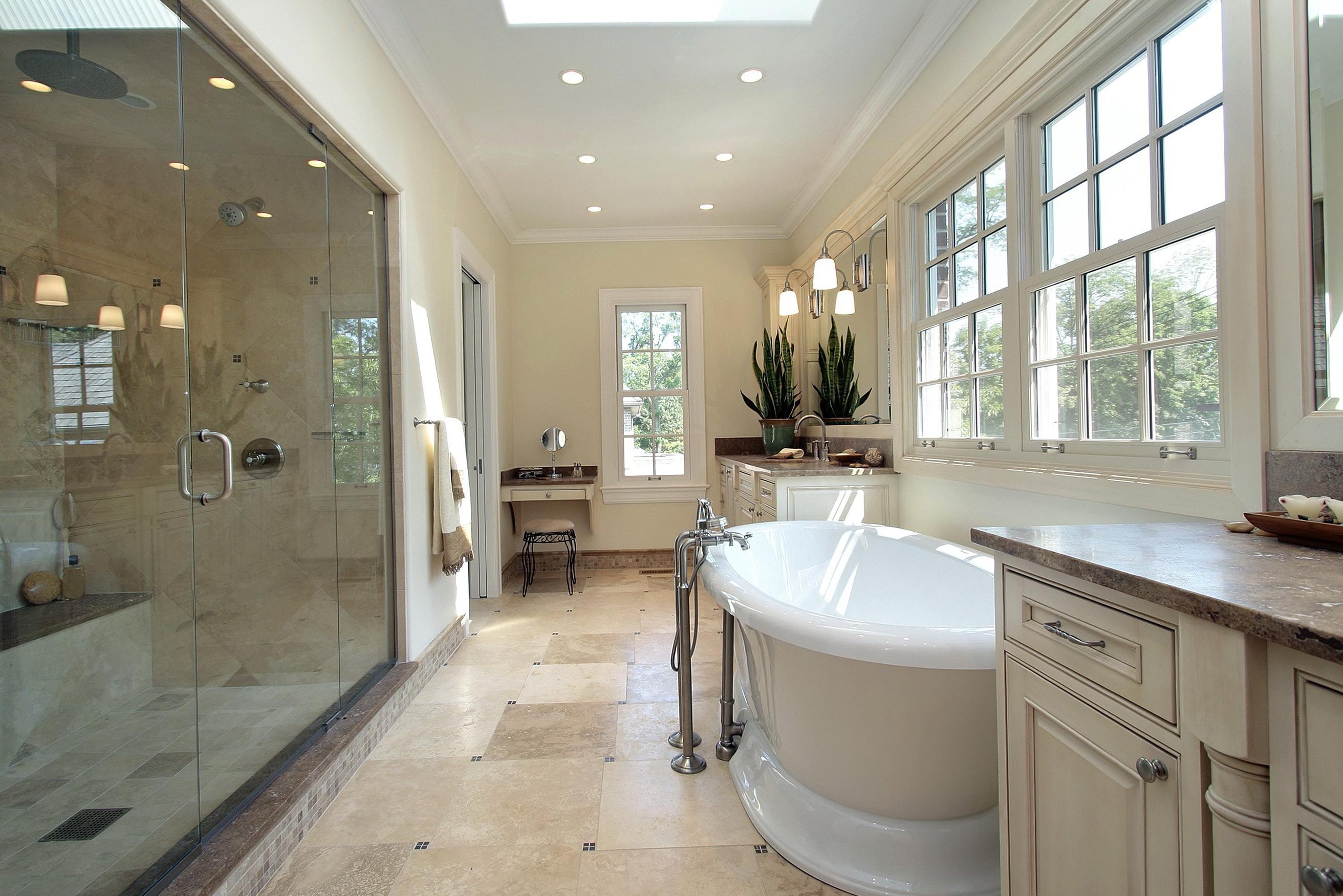 Diy Bathroom Remodel Cost
