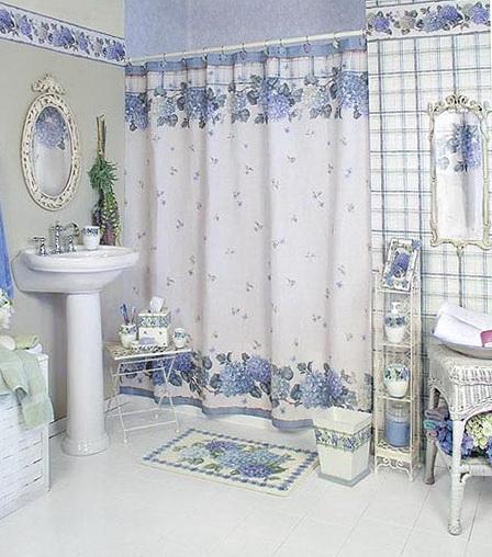 Diy Bathroom Window Curtains