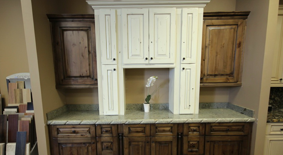 Diy Distressed Kitchen Cabinets