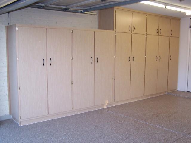 Diy Garage Storage Cabinets Plans