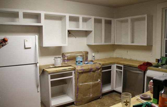 Diy Kitchen Cabinets Makeover
