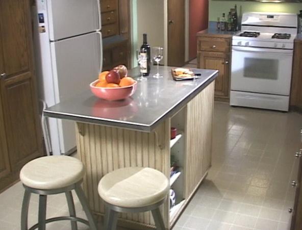 Diy Kitchen Islands Ideas