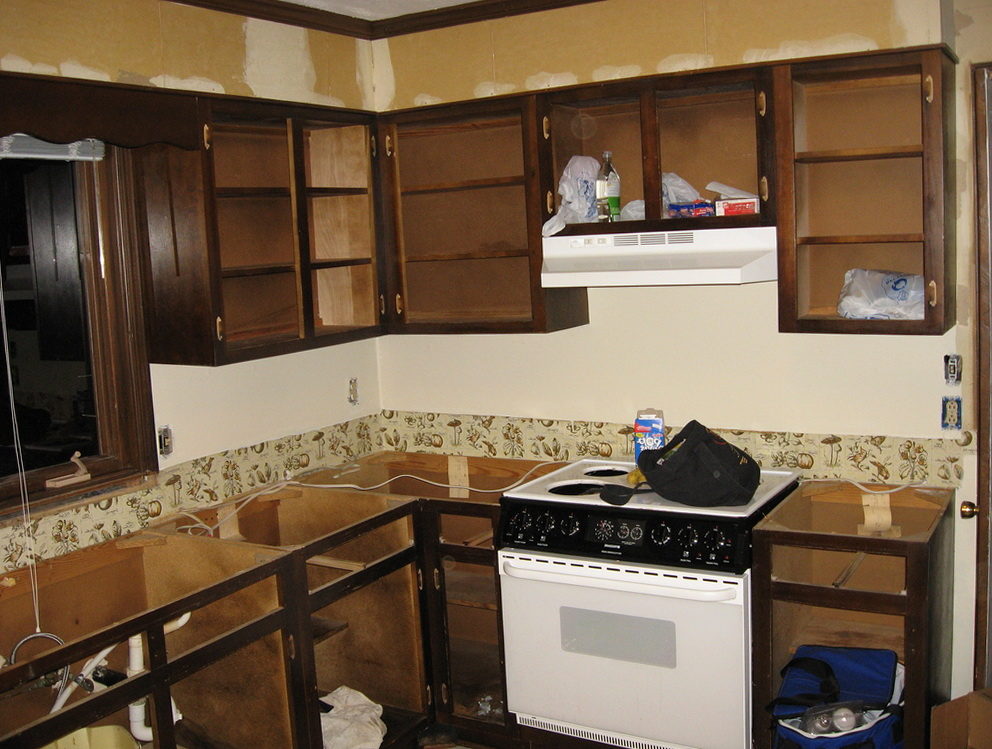 Diy Kitchen Remodel On The Cheap