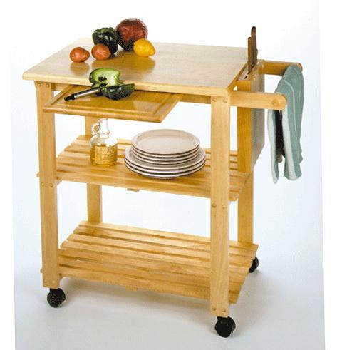 Diy Kitchen Utility Cart