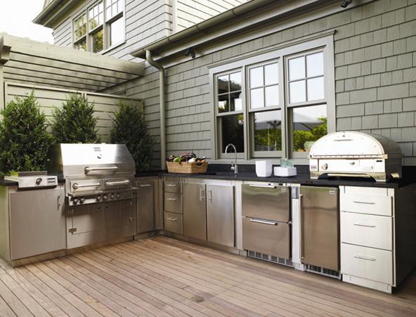 Diy Outdoor Kitchen Plans