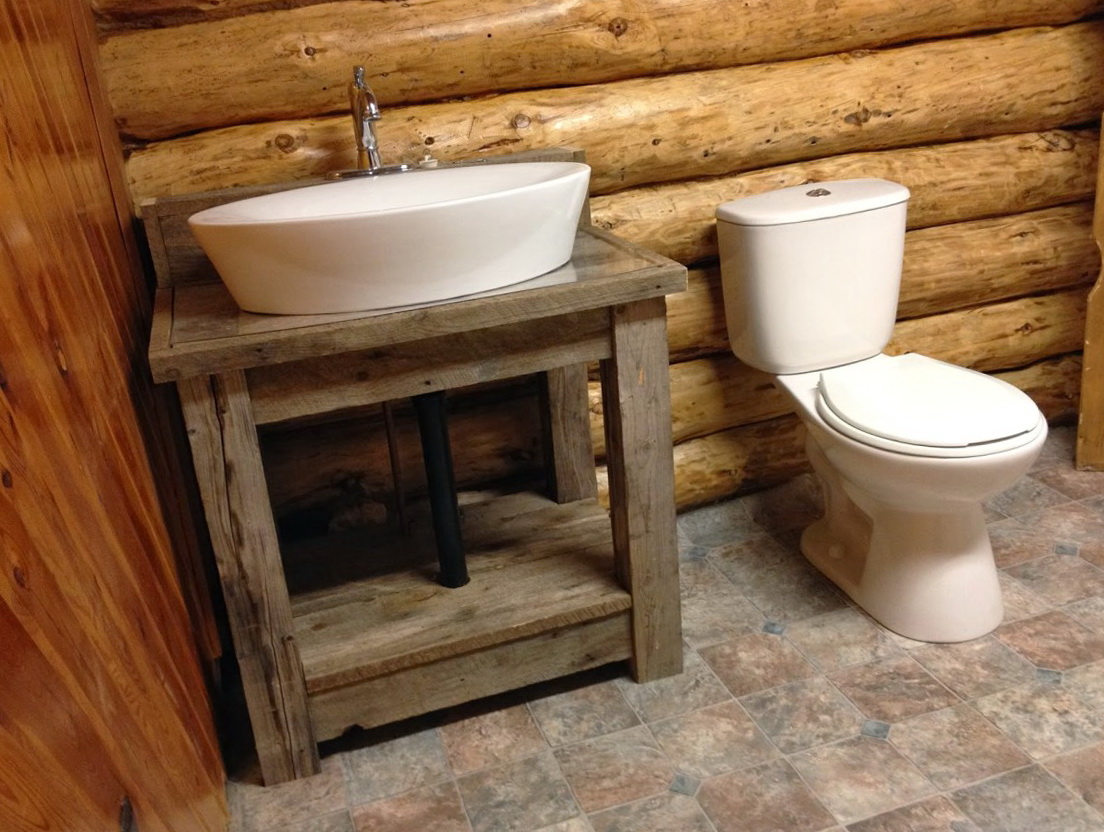 Diy Rustic Bathroom Ideas