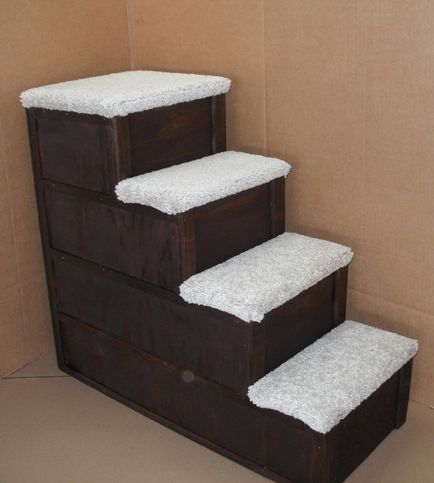 Dog Stairs For Bed Ebay
